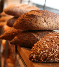 לחם ליד המרק של ברדו בית לחם
