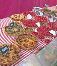 אוכל מוכן בשוק אוטיי, פריס