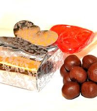 שוקולדים בקראנץ' אצולת המאפים