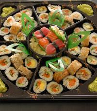 בימי שלישי במסעדת אוסקה - סושי כפי יכולתך