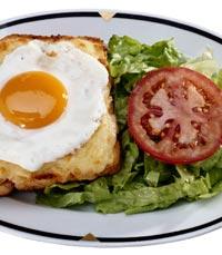 ארוחת בוקר נטולת גינונים - קונדיטוריה אנה