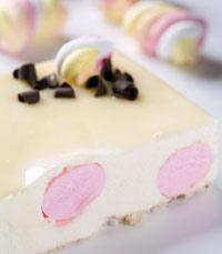 עוגת מרשמלו בבליקר בייקרי
