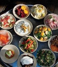 מנות דגים מיוחדות במסעדת מאנטה ריי תל אביב