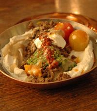 חמשוקה במסעדת מחניודה ירושלים