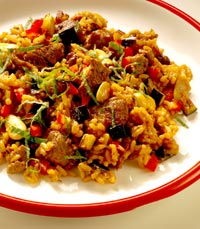 שחרזאד - תשעה סוגי אורז