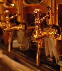 בירה זורמת כמו מים