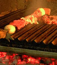 הבשר על האש בש - קריית שמונה