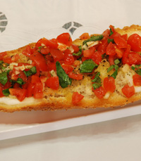 ב-DNA שלנו - אוכל איטלקי