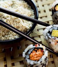 וריאציה על המטבח היפני - סופר סושי