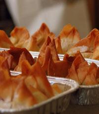 לחם ארטיזן: סלסילות פילו חמודות