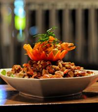 לוינסיק חיפה: יש גם אוכל והוא טוב