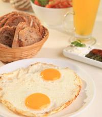 בייגל מן: יש גם ארוחת בוקר