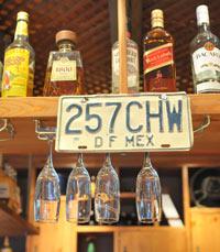 תחרויות אלכוהול מופרעות במקסיקנה