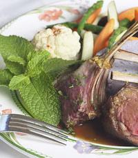 חגיגות שולחן השף במסעדת מוסקט