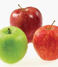 שמעתם על לביבות תפוחי עץ?