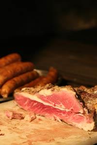הכנת בשר במסורת דרום אמריקאית