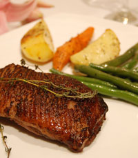 אוכל טוב וגם נוף - מסעדות בראש פינה