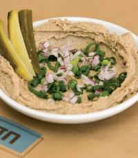 מטבח ישראלי משודרג במסעדת שולחן