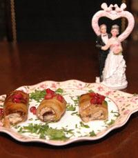 אירוח גרוזיני במסעדת ראצ'ה