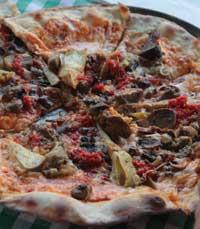 הפיצה של איטלקיה בפשפשים