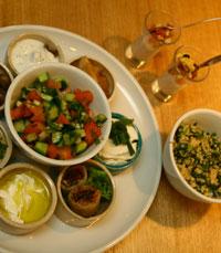 ארוחות ומבצעים במסעדות - פסח 2012 חיפה