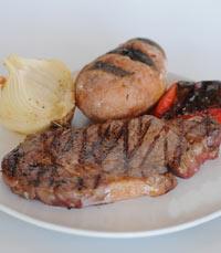 בשר בלי הרבה תוספות