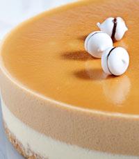 מתכון עוגת גבינה עם ריבת חלב של גליה