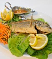 דגים מתוצרת מקומית במסעדות הדגים בעכו