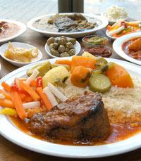 סוכות משפחתי במסעדת גואטה ביפו
