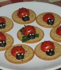 סדנת עיצוב אוכל בגלריית צירופים - פסטיבל טעם כנרת