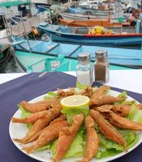 הדייגים בנמל יפו - פשוט וטעים - מסעדות דגים ביפו