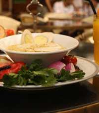 בוקר מצרי של טאצה ד'ורו