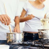 הכי כיף בוולנטיין - ארוחה ביתית