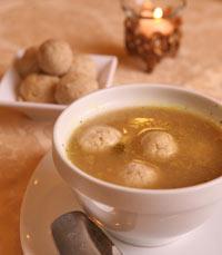 אוכל של בית מזרח אירופי - המסעדה היהודית
