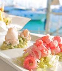 פירות ים טריים
