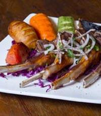 אוכל ערבי אותנטי - מסעדת שאליזר