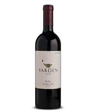 יין חדש מזן מלבק - סדרת ירדן