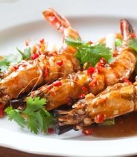 תפריט מהמטבח התאילנדי