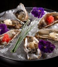 ארוחה שלמה על טהרת מאכלי ים