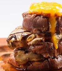 הבשר מקבל יחס של כבוד באתניקה