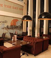 במתחם היכל התרבות - קפה קפה אשקלון