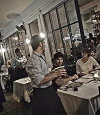 מסעדת ברטי תל אביב