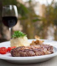 """ארוחה ב-88/118 ש""""ח במסעדת לינק"""