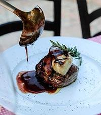 ארוחה עסקית בצ'וראסקו