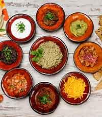 ארוחת הטעימות של מקסיקנה