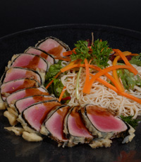 קיוטו - מסעדה עם חדר פרטי