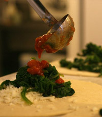 חוויה במטבח איטלקי משובח