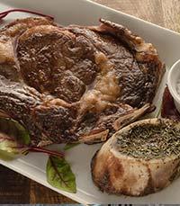 התמחות בצלייה של בשר משובח