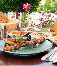 מטבח ישראלי - ים תיכוני