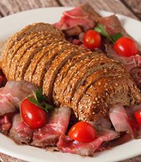 נתחי בשר בשיטת בישול סו-וויד